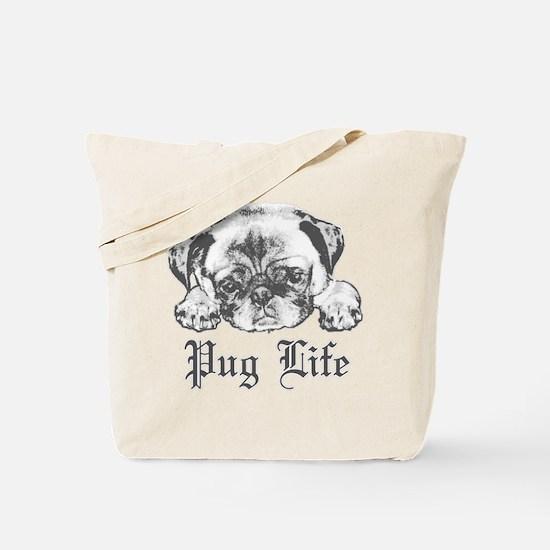 Pug Life 2 Tote Bag
