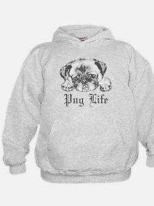 Pug Life 2 Hoodie