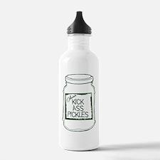 Kick Ass Pickle Jar Water Bottle
