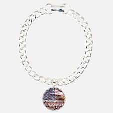 patriotic eagle Bracelet
