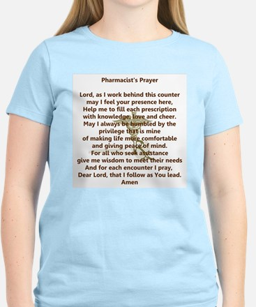 Pharmacist's Prayer T-Shirt