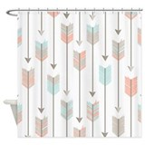Arrow Shower Curtains