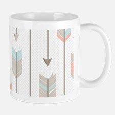 Bohemian Tribal Arrows Pattern Mug
