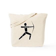 Archery Tote Bag
