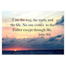JOHN 14:6 VERSE Invitations