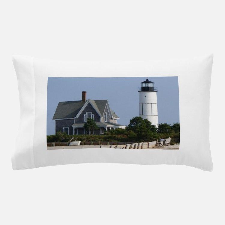 Cape Cod Lighthouse Pillow Case
