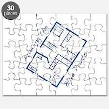 The Blue Prints Puzzle