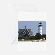 Cape Cod Lighthouse Greeting Cards