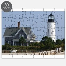 Cape Cod Lighthouse Puzzle