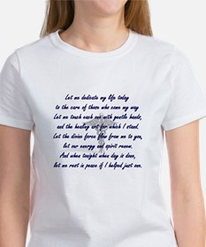 Physical Therapist's Prayer Tee