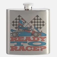 Ready to Race Go Kart Flask