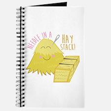 Needle In Haystack Journal