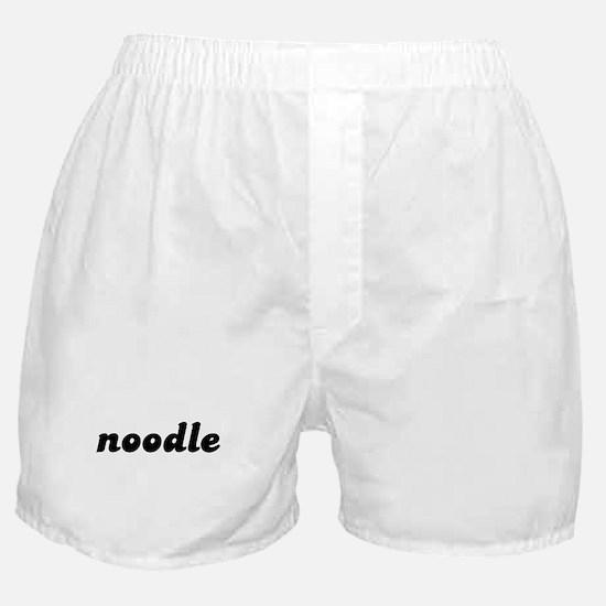noodle Boxer Shorts