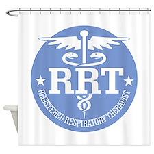 Cad RRT(rd) Shower Curtain