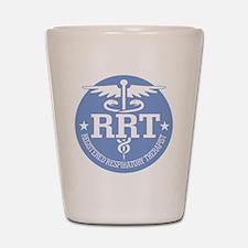 Cad RRT(rd) Shot Glass
