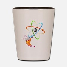 Atom Ant Shot Glass