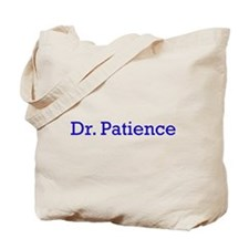 Dr. Patience Tote Bag