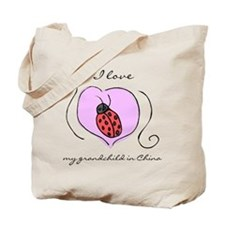 Waiting Grandma Tote Bag