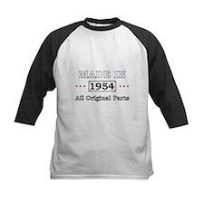 Made in 1954 All Original Parts Baseball Jersey