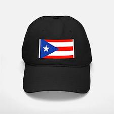 Puerto Rican Boricua Flag Bandera Orgull Baseball Hat