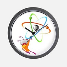 Atom Ant Wall Clock