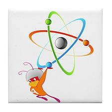 Atom Ant Tile Coaster