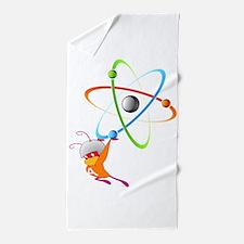 Atom Ant Beach Towel