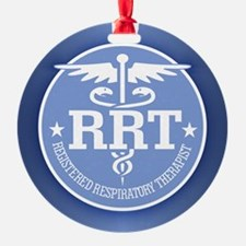 Funny Respiratory Ornament