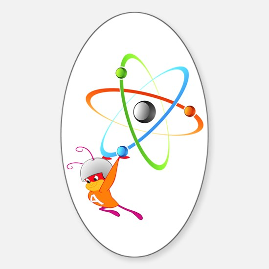 Atom Ant Decal