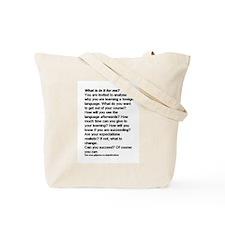 Cute Relocating Tote Bag