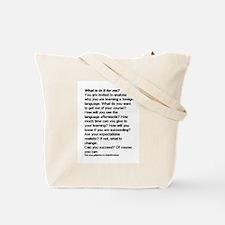 Cute Expatriot Tote Bag
