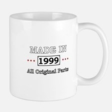 Made in 1999 - All Original Parts Mugs