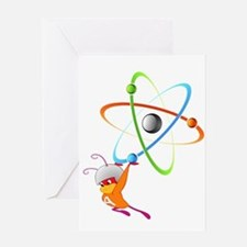 Atom Ant Greeting Cards