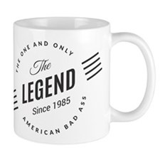Birthday Born 1985 The Legend Mug