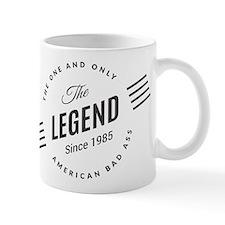 Birthday Born 1985 The Legend Small Mug