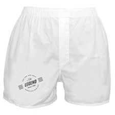 Birthday Born 1985 The Legend Boxer Shorts