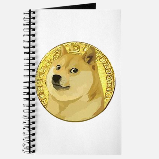 ANCIENT DOGE DOGECOIN COIN Journal
