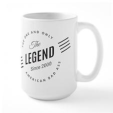Birthday Born 2000 The Legend Mug