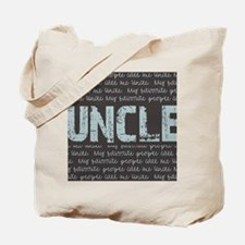 My Favorite People Call Me UNCLE Tote Bag