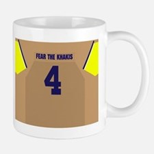 Cool Michigan go blue Mug