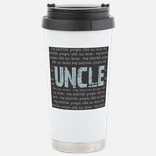 My Favorite People Call Me UNCLE Travel Mug