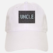 My Favorite People Call Me UNCLE Baseball Baseball Baseball Cap