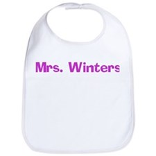 Mrs. Winters Bib