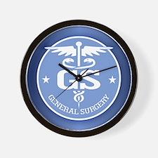 Cad GS (rd) Wall Clock