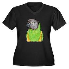 Profile of a Senegal Plus Size T-Shirt