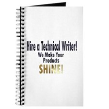 Cute Careers and professions writer Journal