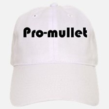 Pro-Mullet Baseball Baseball Cap