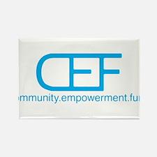 CEF Logo Magnets