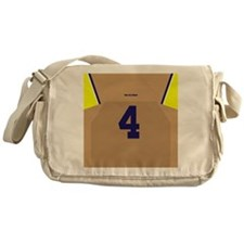 Cute Ann arbor Messenger Bag