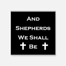 Boondock Saints Shepherds Dark Sticker